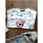 Elsa 3Lü Kombin- Elsa Eşofman Takım- Elsa Pijama Takımı